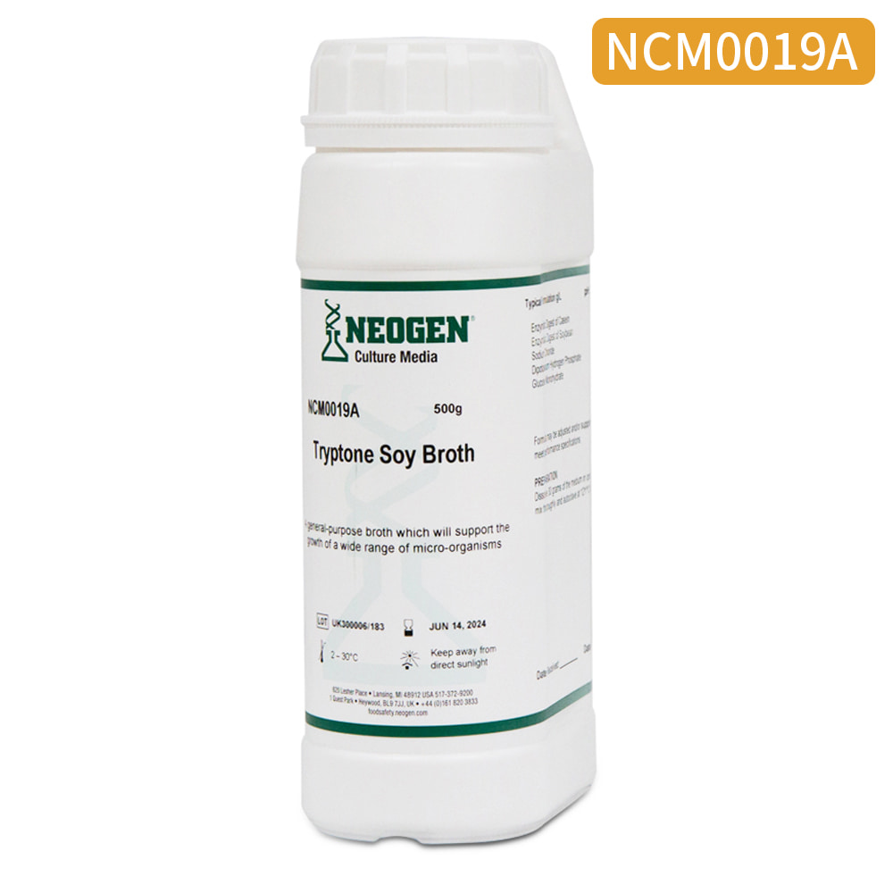 [NEOGEN]TSB(Tryptone Soy Broth) 500g (002577)
